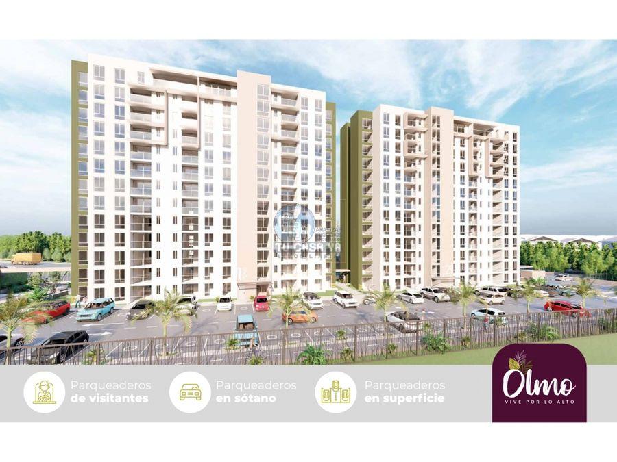 olmo conjunto residencial apartamento 1 alcoba