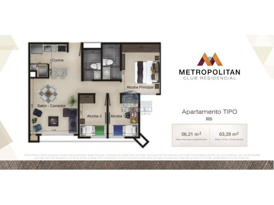metropolitan club residencial