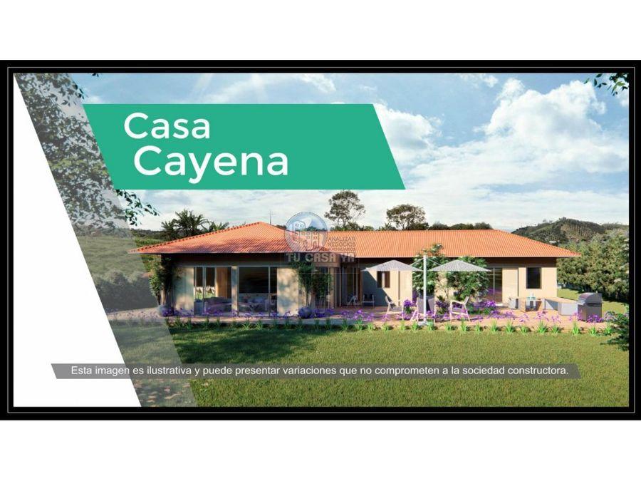 andahuaylas condominio campestre casa cayena