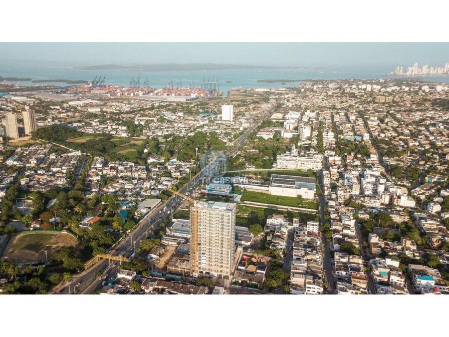 54 park cartagena apartamentos