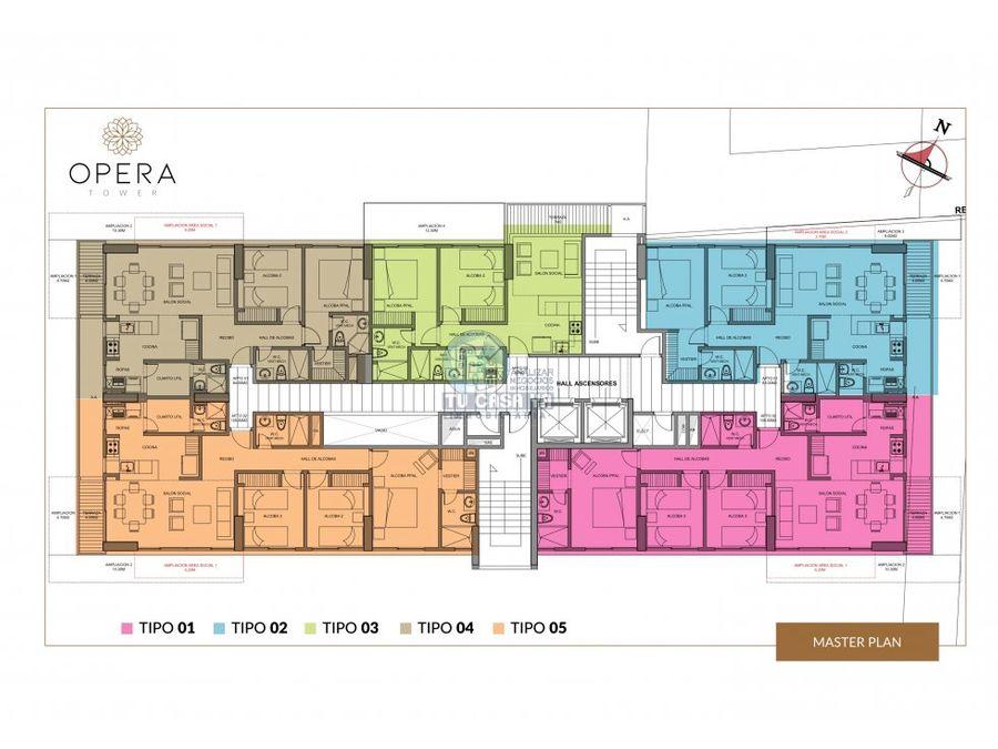 opera tower cartagena apartamentos