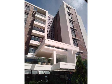alquiler de apartamento semiamueblado en zona 15