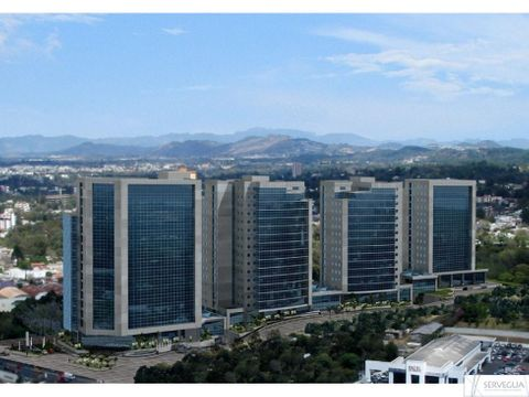 alquiler de oficina en zona pradera guatemala