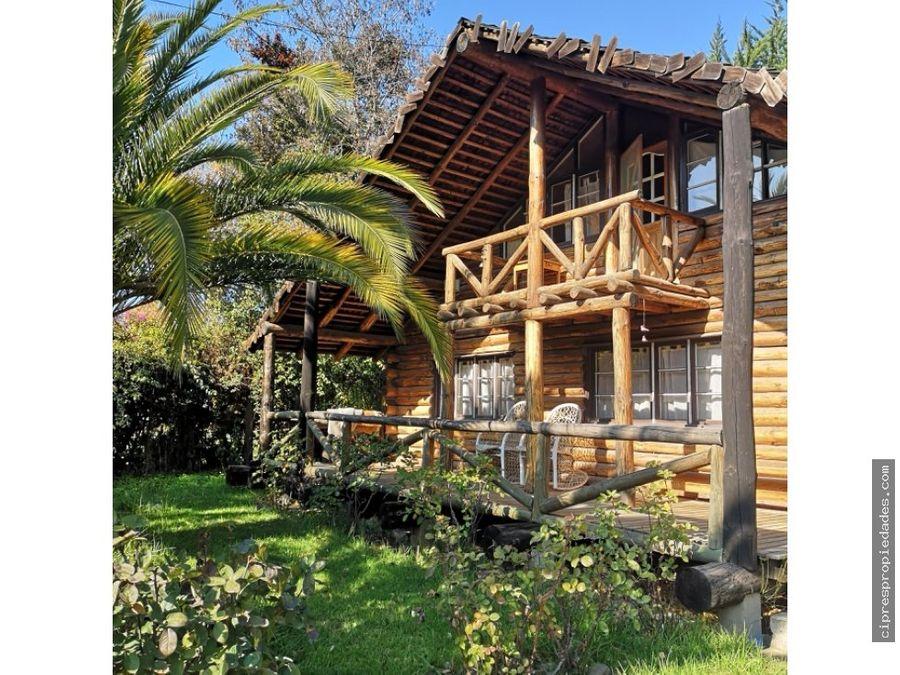 se vende hermosa casa en olmue v region