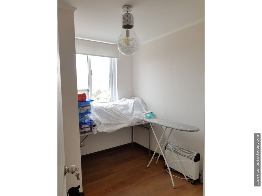 arriendo departamento sin muebles renaca alto