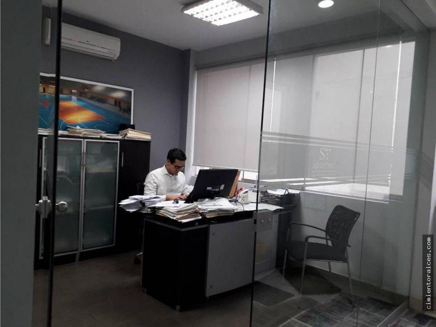 venta de edificio para oficinas miraflores