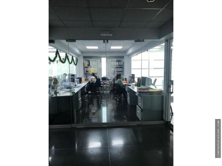 alquiler de edificio empresarial san borja