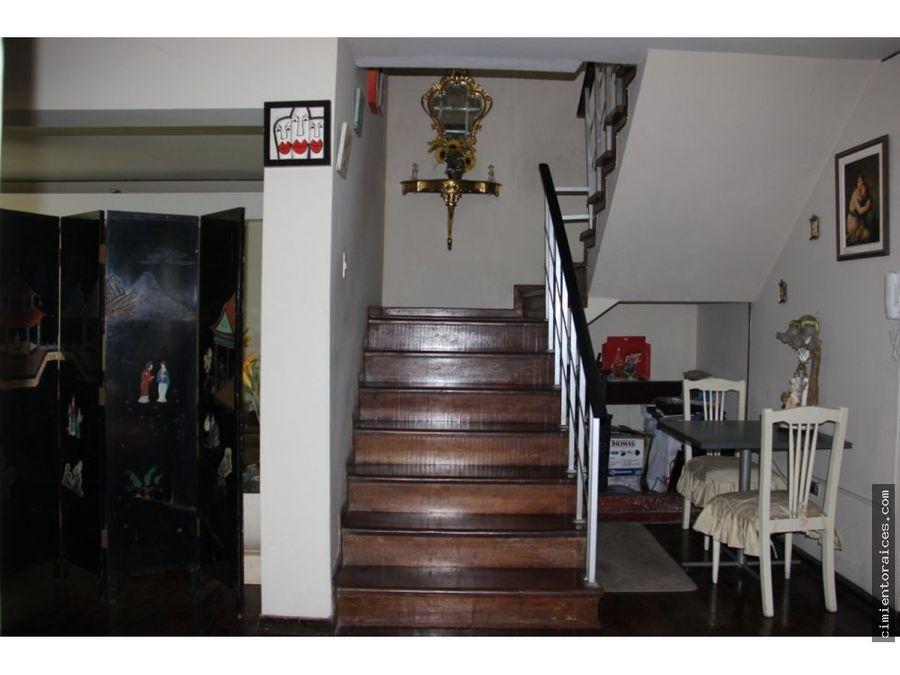 hermosa casa 3 pisos san isidro