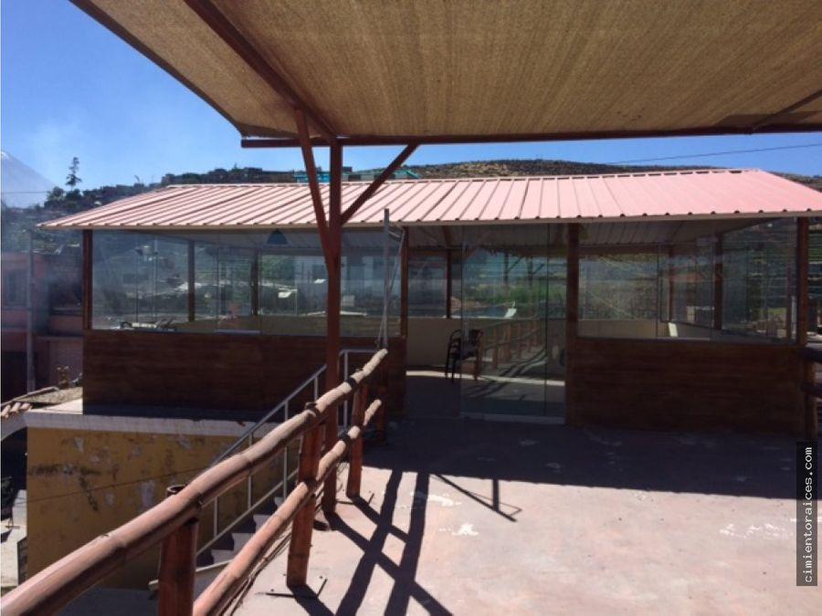 venta de hermosa casa de campo en arequipa