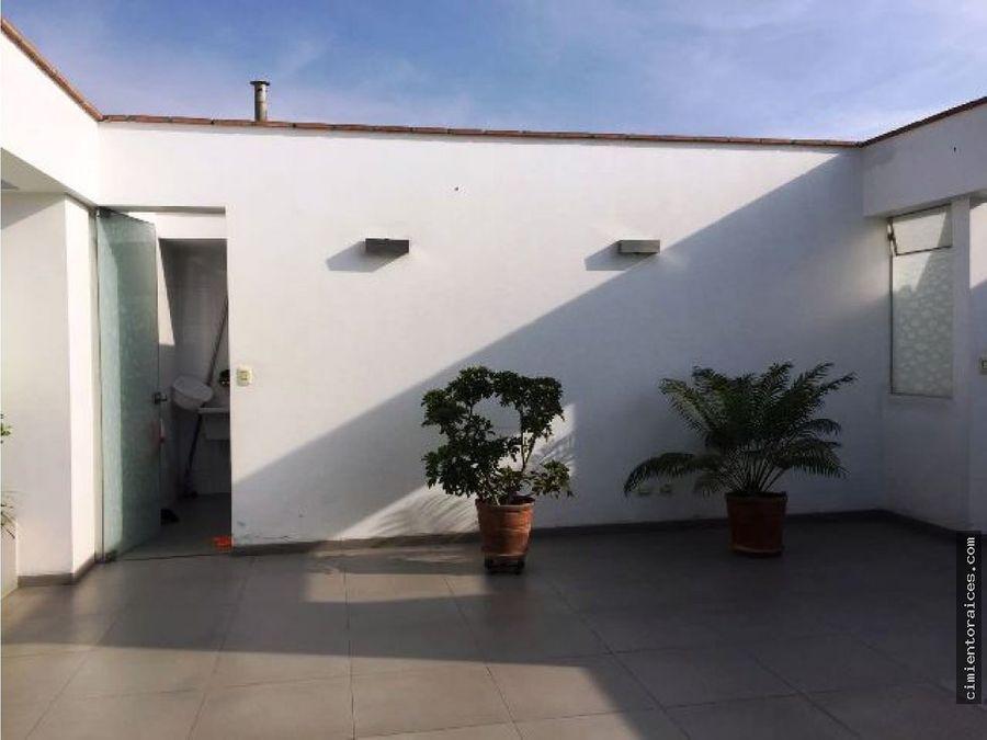 venta penthouse con piscina santiago de surco