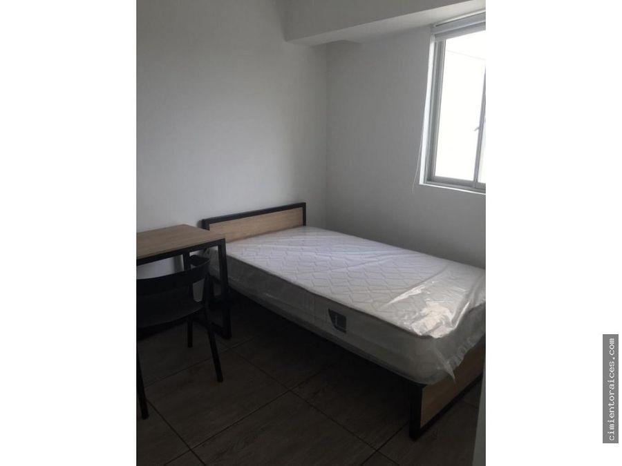 venta de departamentos para estudiantes piso 7