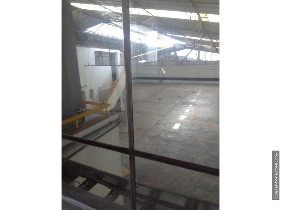 alquiler de local industrial cercado de lima