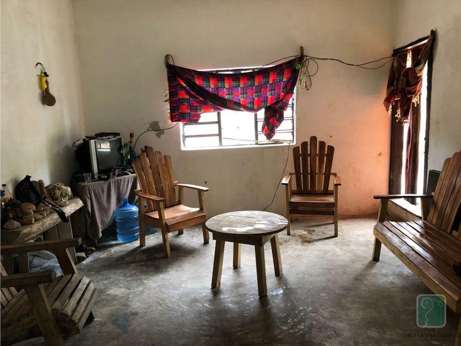 casa en venta en uayma yucatan