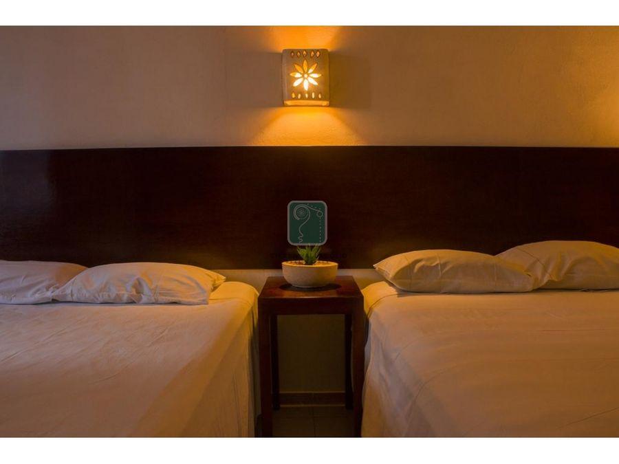 pequeno hotel en venta en excelente ubicacion