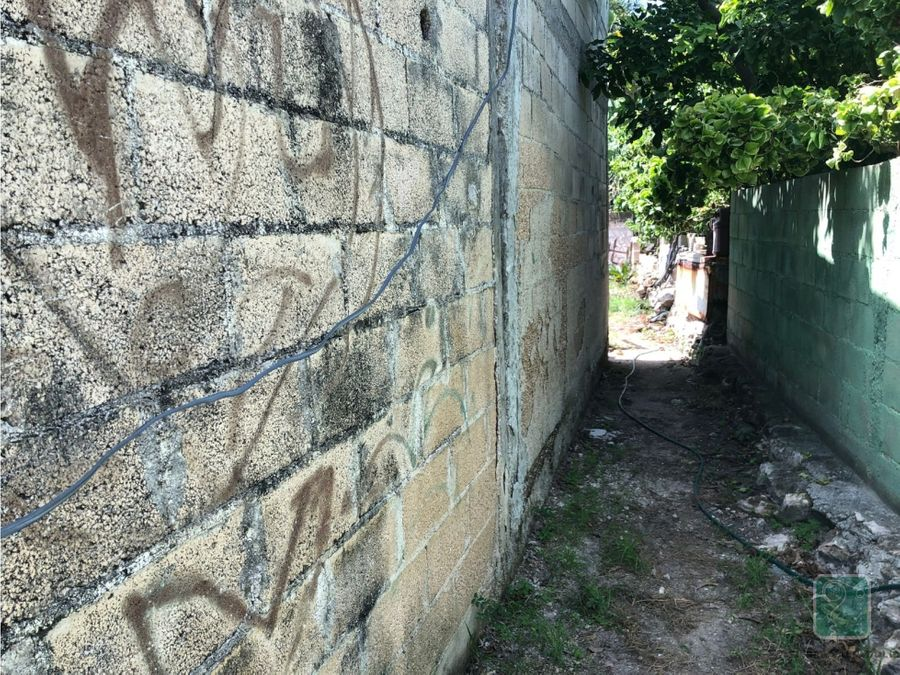 casa para remodelacion en venta en el cuyo yucatan