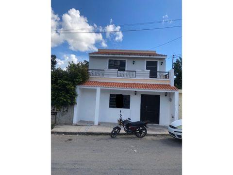 casa en venta en el barrio de bacalar