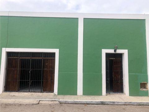 casa colonial en renta en sisal