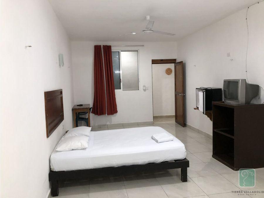 hotel en venta o renta en excelente ubicacion