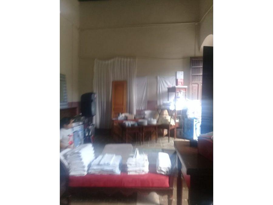 casona en venta en el centro de valladolid yucatan
