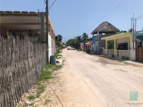 terreno grande en venta en el cuyo yucatan