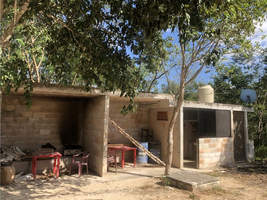 casa de campo en venta en hunuku