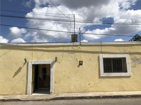 casa en venta en barrio de sisal