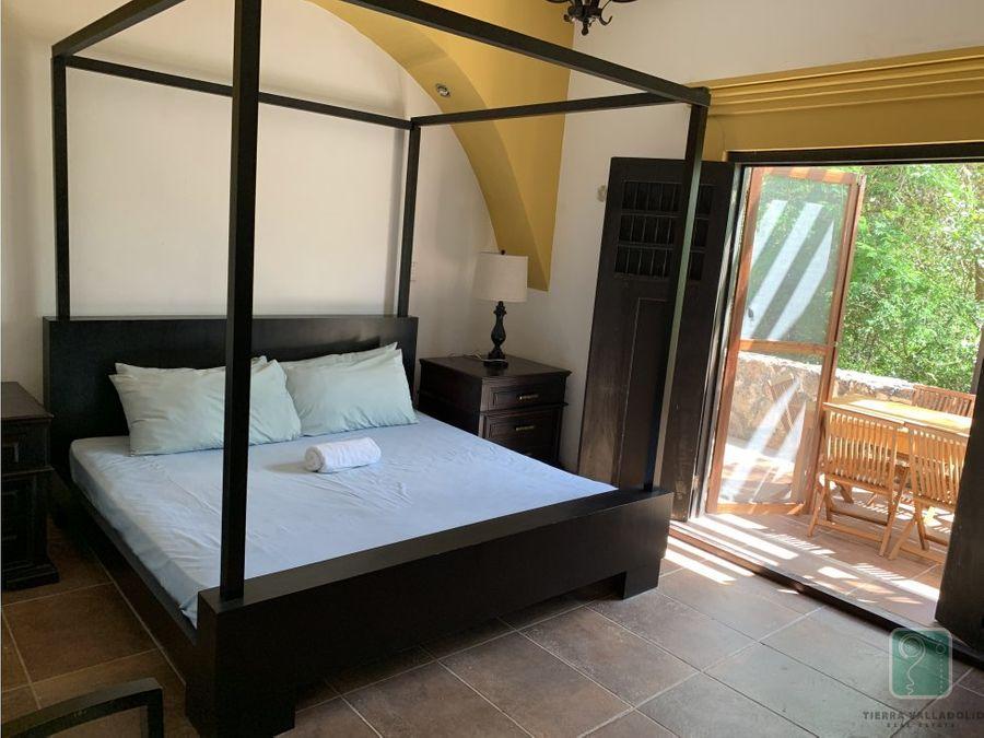 hermosa casa en renta en chichimila