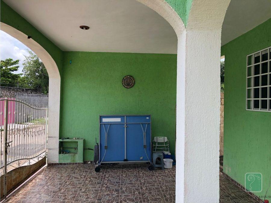 casa en venta en valladolid bacalar
