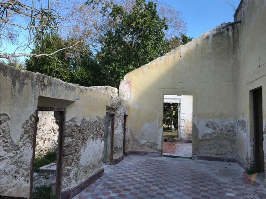 casona en venta en espita yucatan