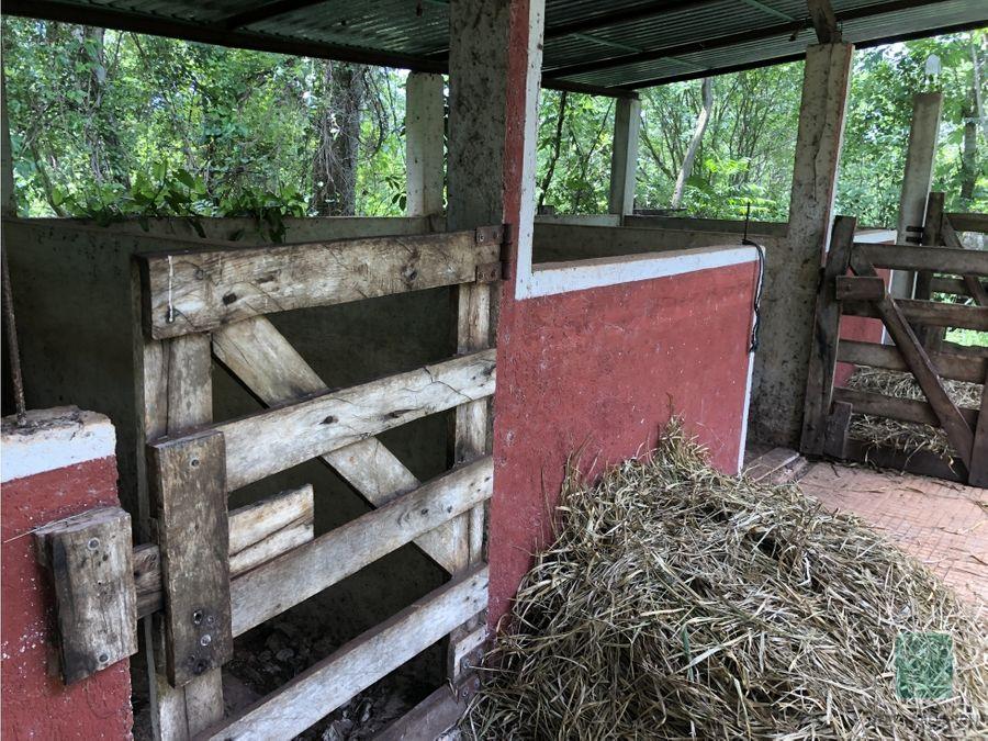 rancho en venta en el sur de valladolid