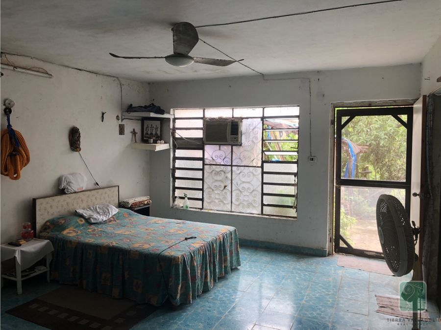 casa colonial en venta en sisal