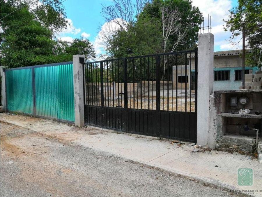 casa en venta en el barrio de sisal