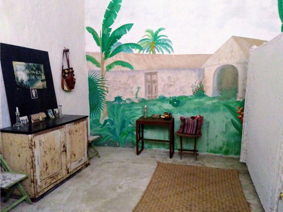 hermosa casa colonial en san juan