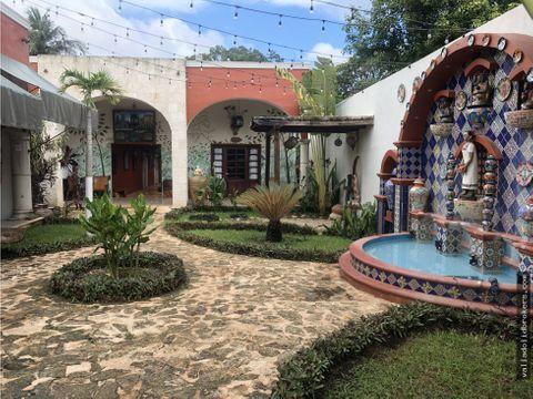 hotel en venta en valladolid yucatan