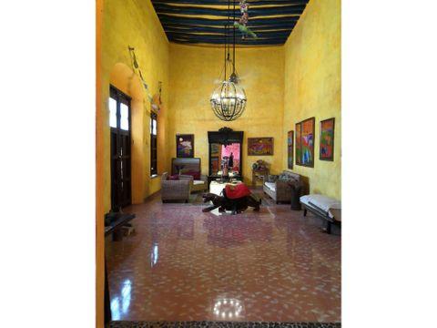 gran casa colonial excelente para negocio