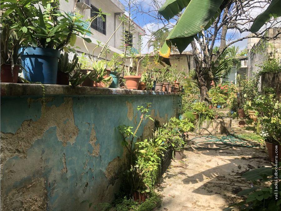 local con jardin en renta en bacalar