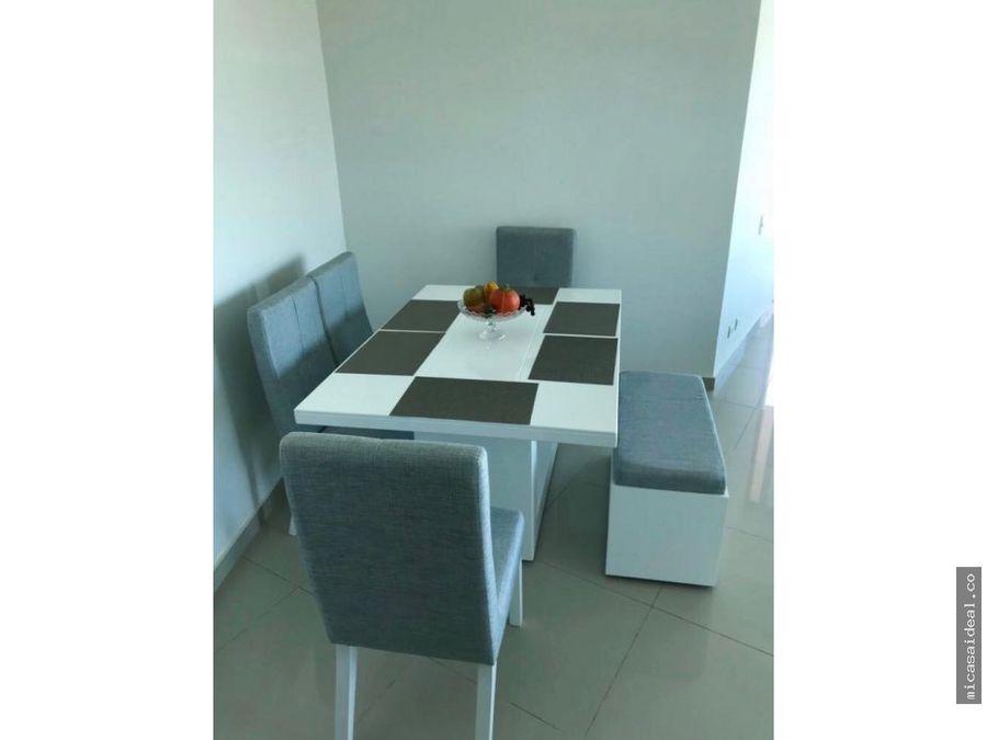 apartamento en zona norte de cartagena