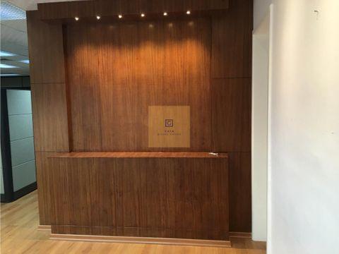 oficina en alquiler sector av 12 de octubre hotel quito