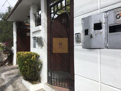 departamento de venta en cumbaya quito pichincha