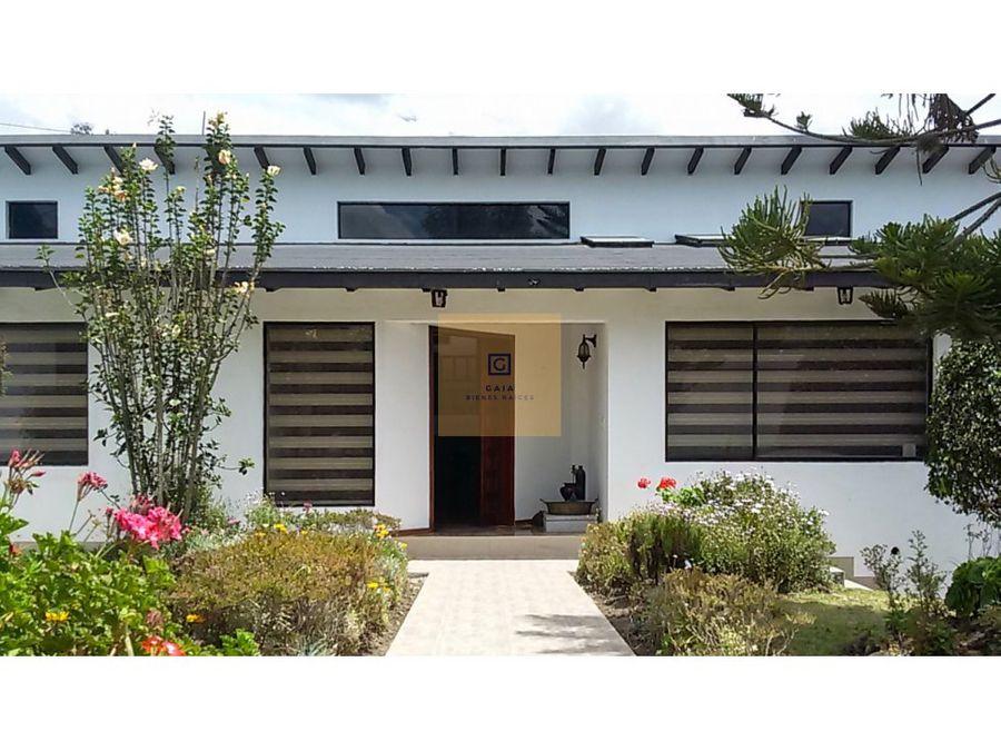 casa en venta sector campo alegre