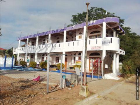 bonito bungalow en playa rincon de guayabitos