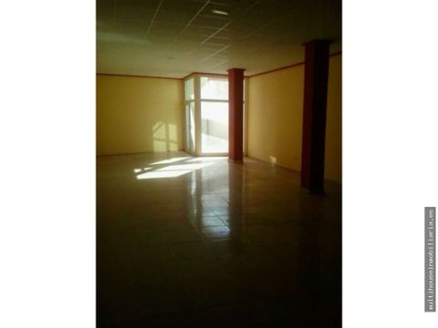 venta local comercial en beniarbeig
