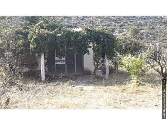 casa de campo terreno en tormos