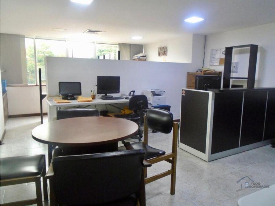 oficina en venta avenida el poblado sector campestre