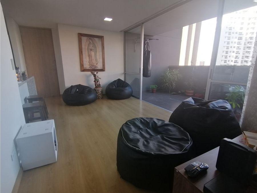 apartamento en venta sabaneta sector san remo con terraza
