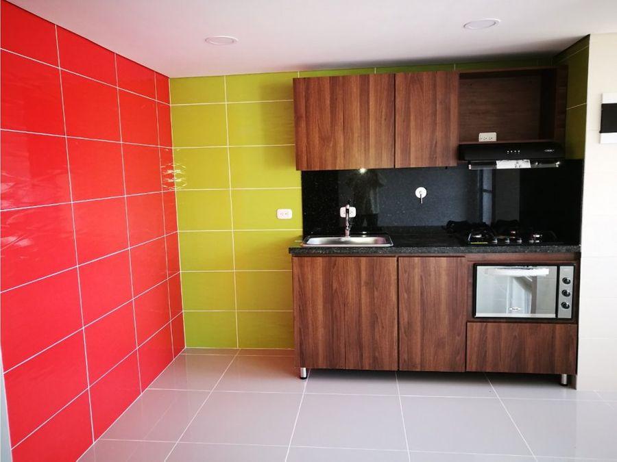 apartamento en venta bello estacion madera