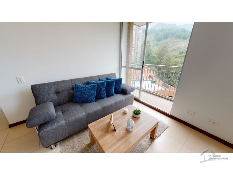 apartamento en venta bello sector amazonia