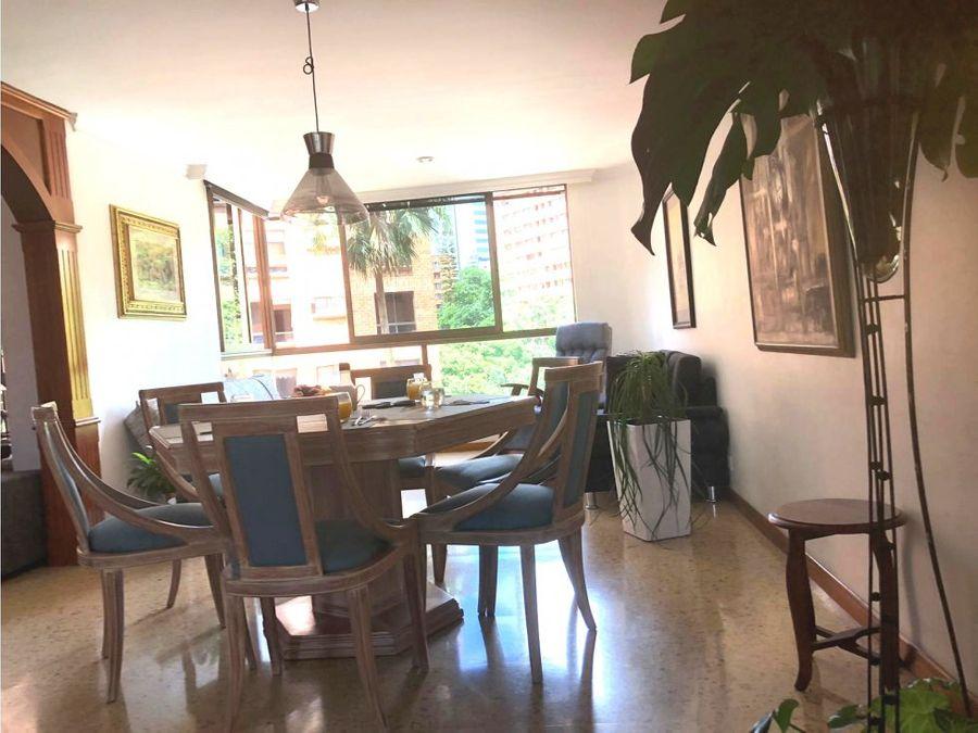 apartamento grande poblado patio bonito