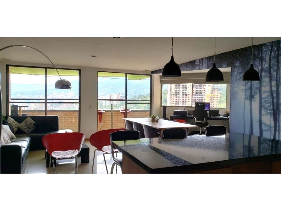 apartamento en venta aves maria 160 mts