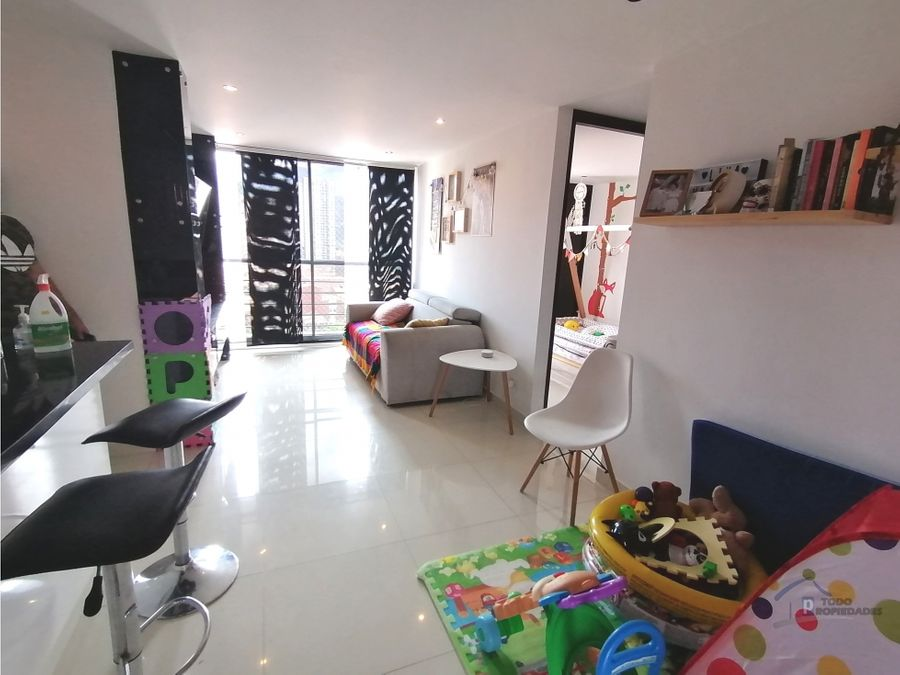 apartamento en venta sabaneta sector parque